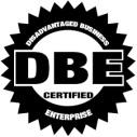 DBE Logo BW